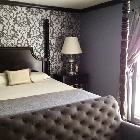 Master Bedroom home tour athomewithashley (13)