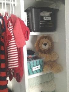 baby closet organization athomewithashley (13f)