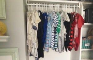 baby closet organization athomewithashley (2.1f)