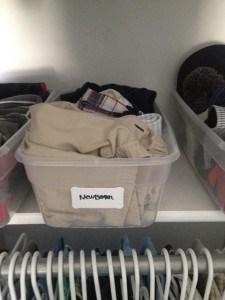 baby closet organization athomewithashley (7)