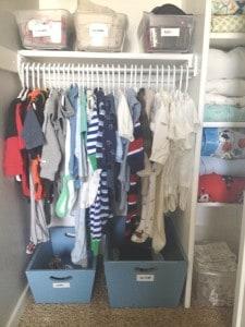 baby closet organization athomewithashley (8f)