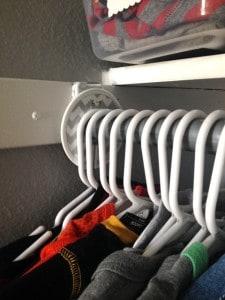 baby closet organization size labels athomewithashley (f)