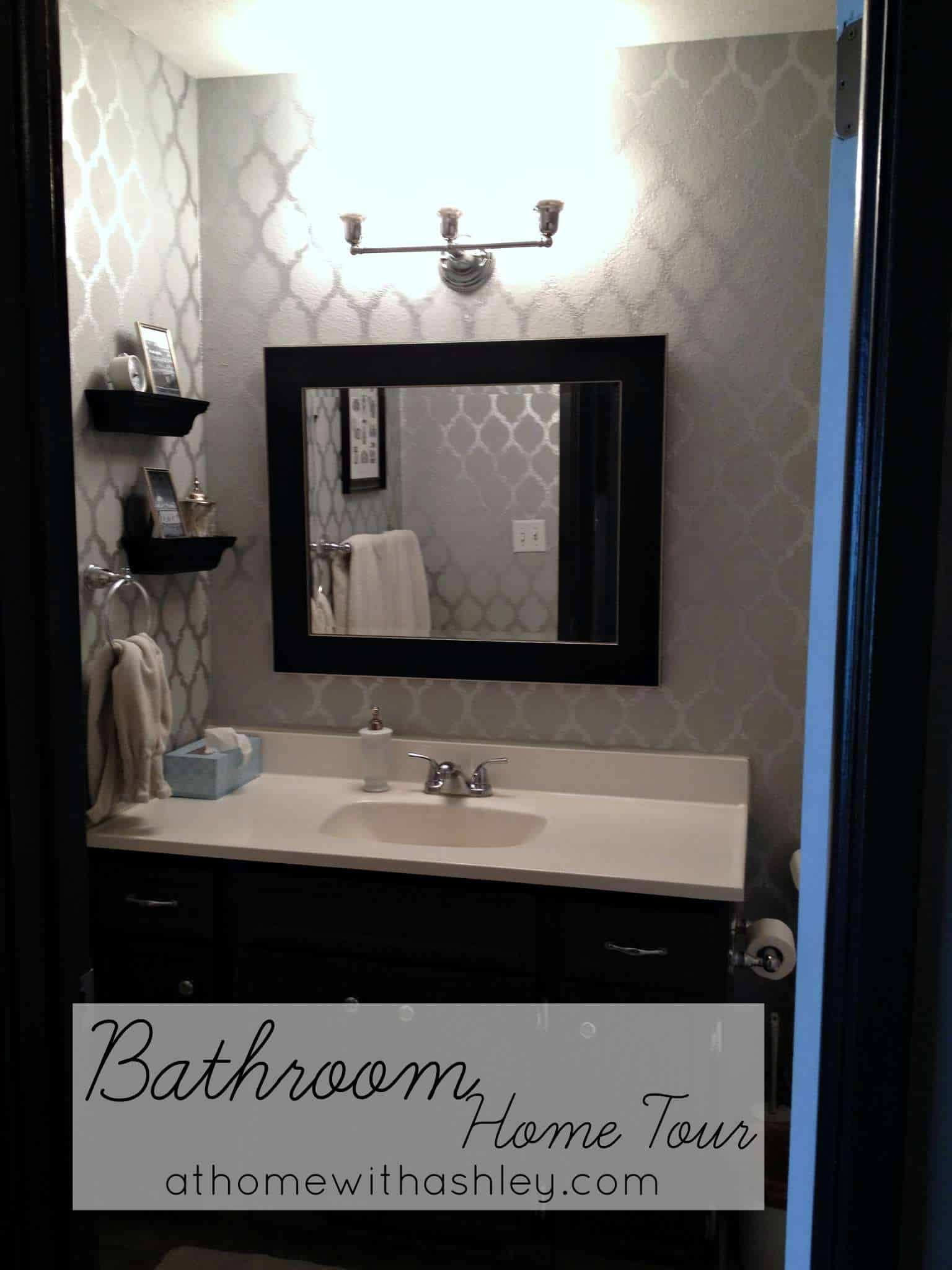 Bathroom Home Tour