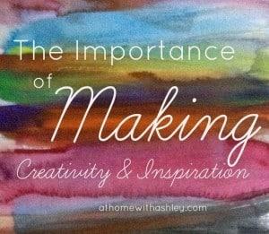 The importance of making athomewithashley.com