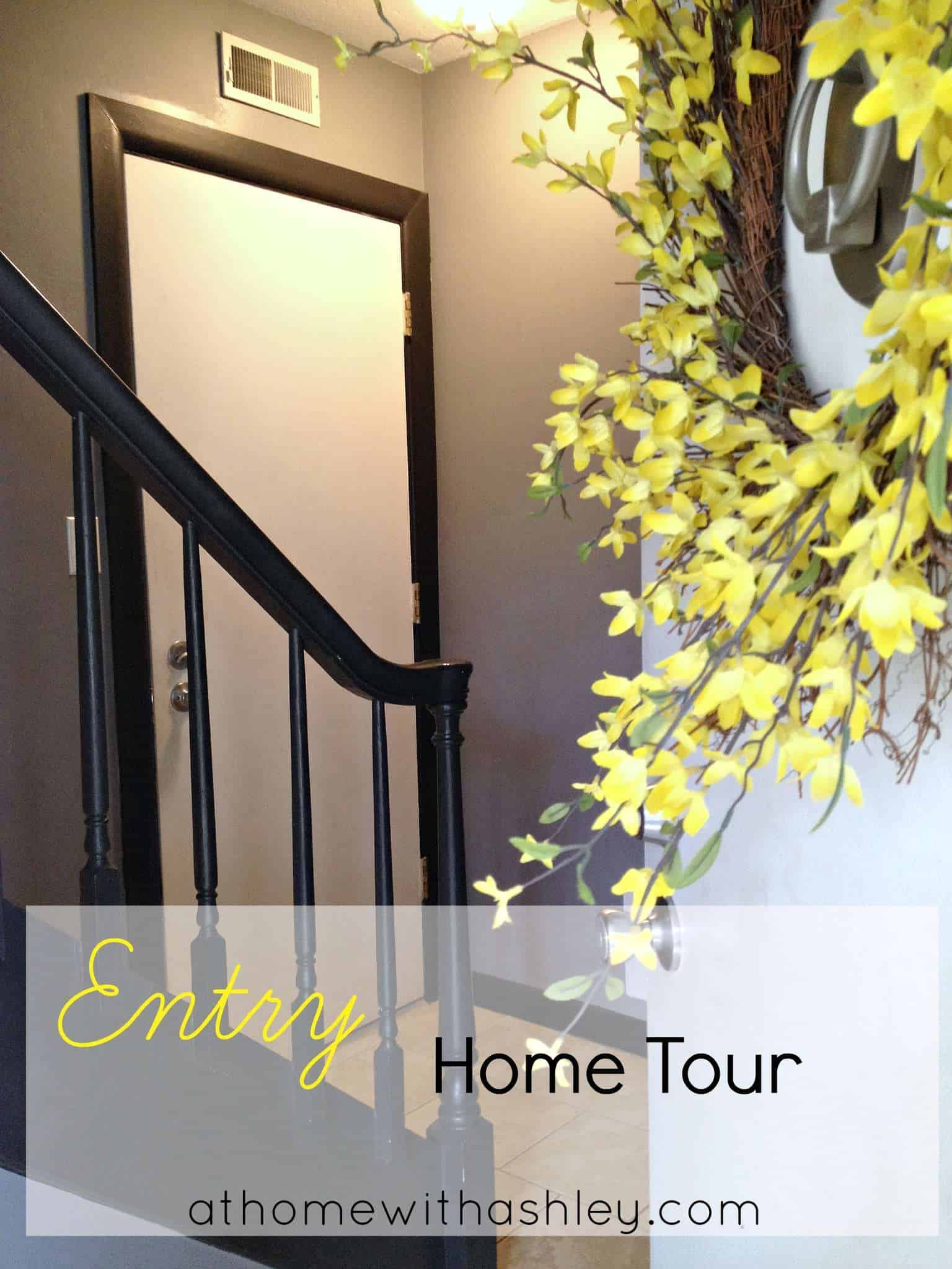 House Tour- the Entry