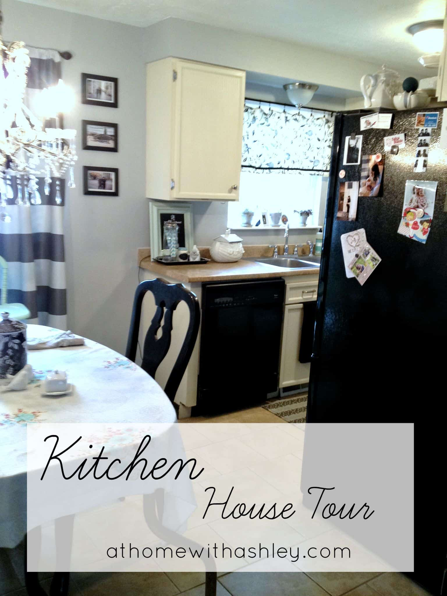 Kitchen- Home Tour