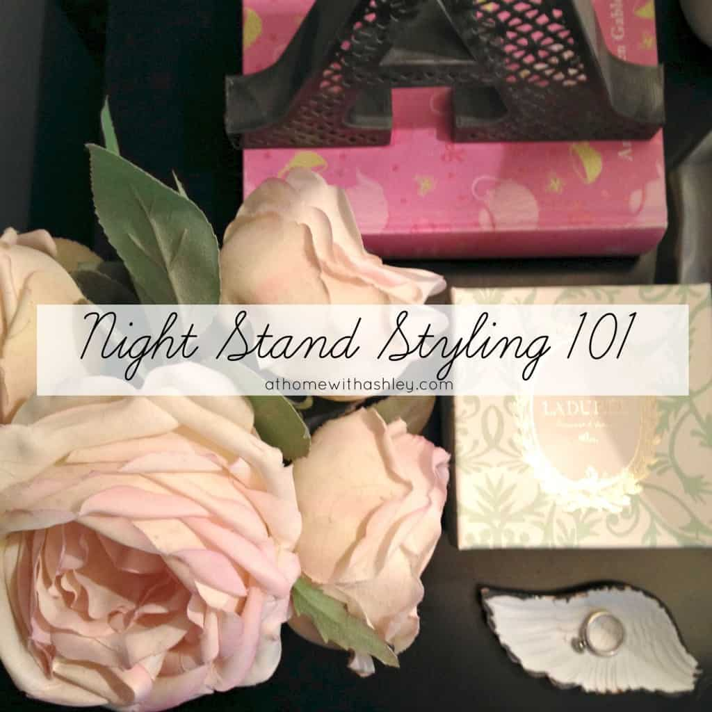 night stand styling 101