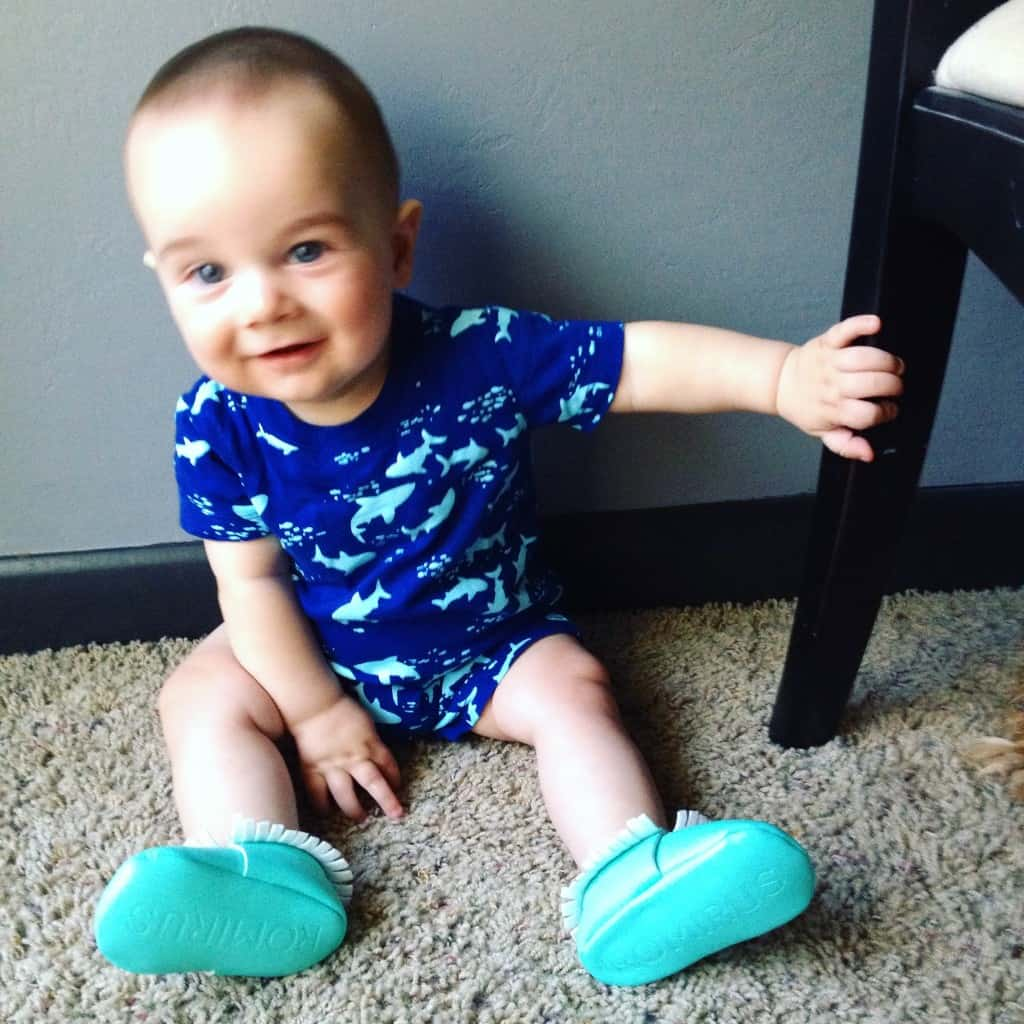 shop and buy baby moccasin shoes for baby or infant on a budget that is affordable and inexpensive