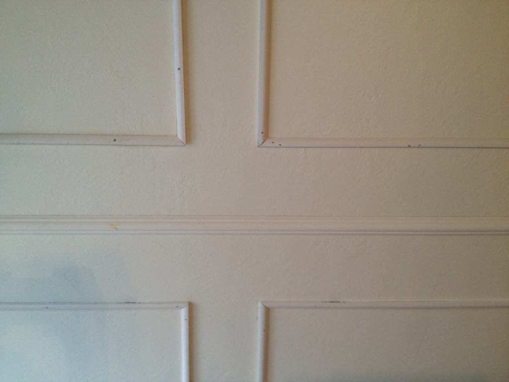 how to install picture molding at home with ashley