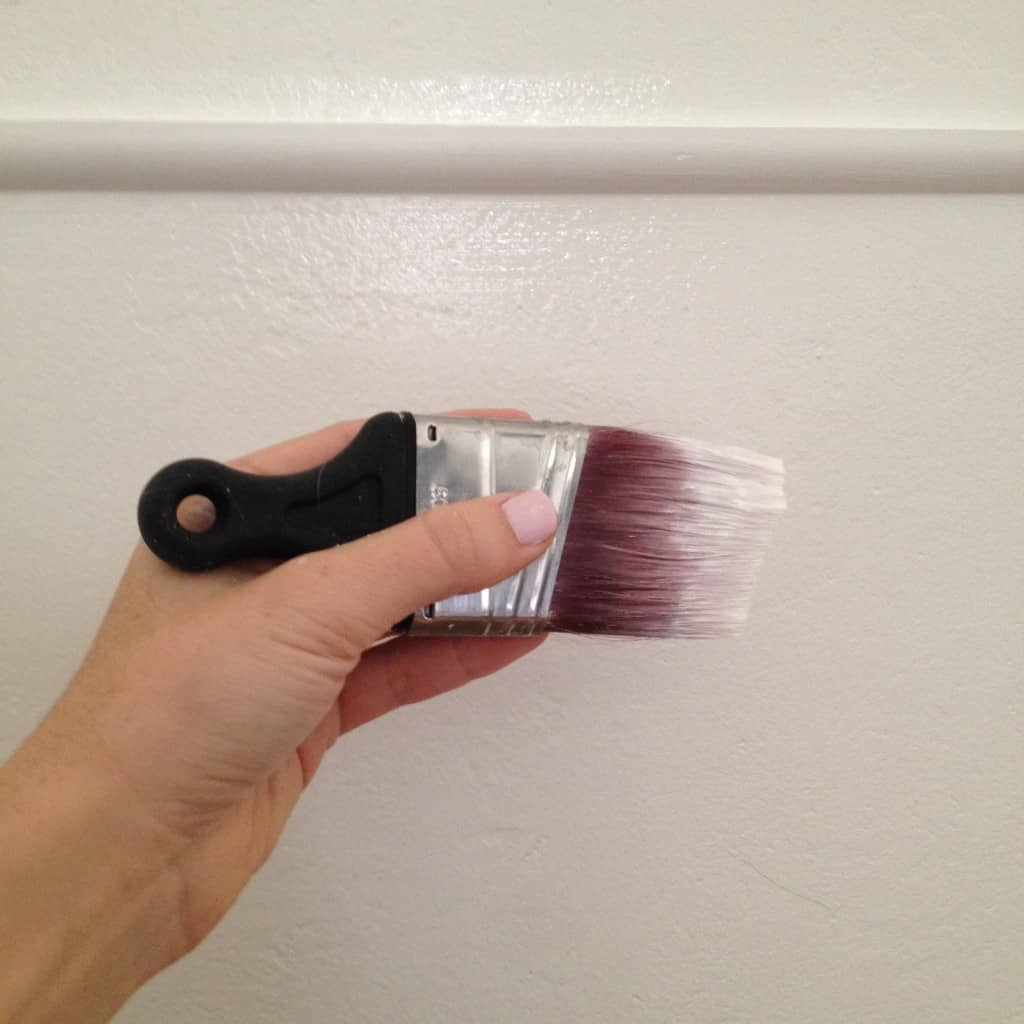 how to install picture molding part 2 at home with ashley