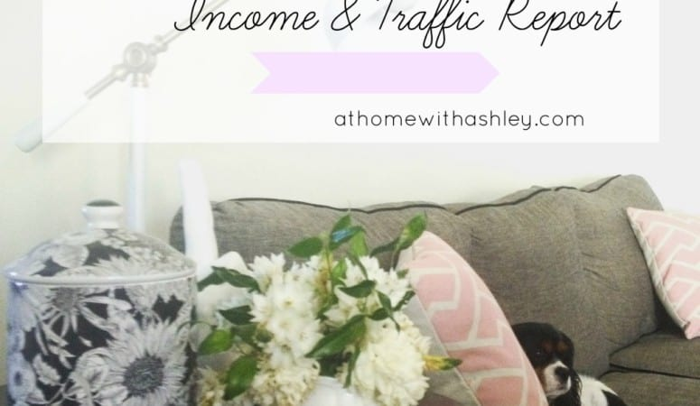 October Traffic and Income