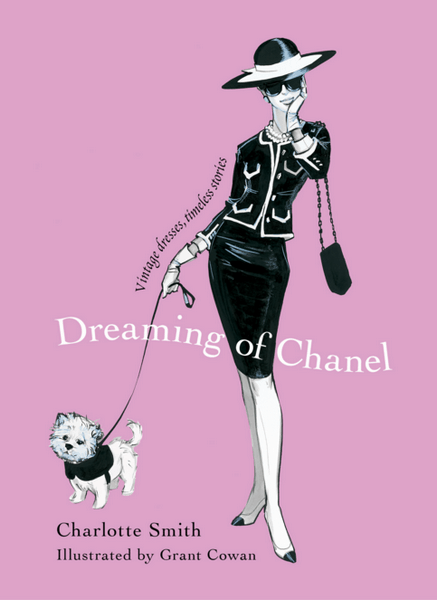 Dreaming of Chanel pink books