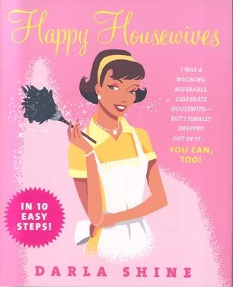 happy housewives pink books