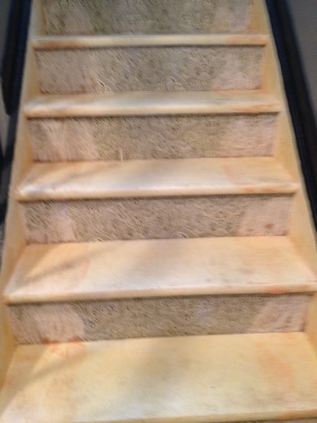 how to remove paint off stairs (4)