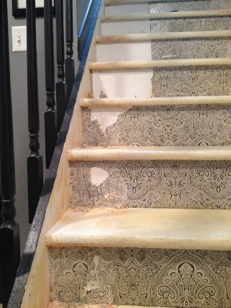 how to remove paint off stairs (5)