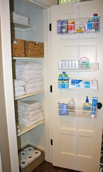 how to organize your linen closet (3)