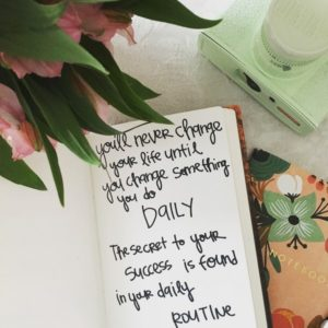 debt inspirational quote changing your daily habits. What to do when you decide to get out of debt