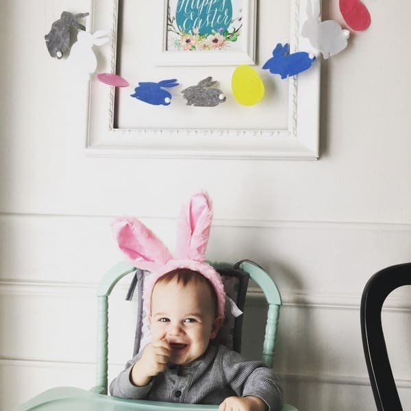 easter decorations and easy garland (4)