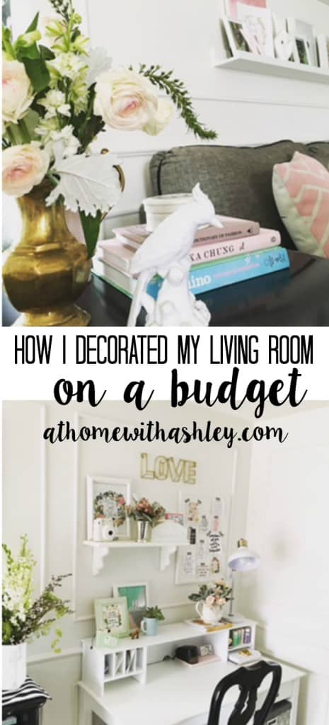 how i decorated my living room on a budget 11 budget decorating tips how to