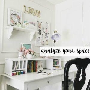 analyze your space