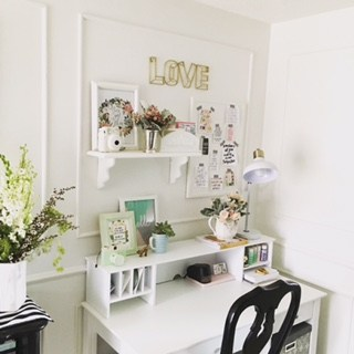 How I Decorated My Living Room On A Budget At Home With Ashley