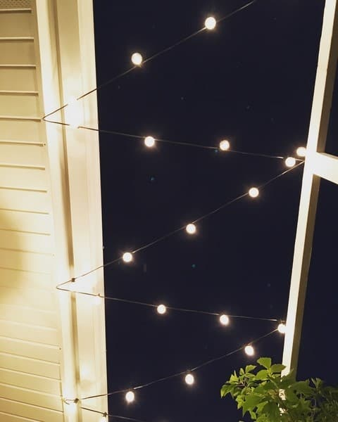 how to update your outdoor deck with lighting (5)