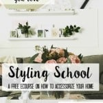 Styling School How to Accessorize