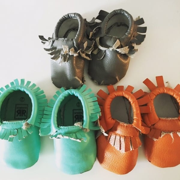 where to buy baby moccasins for cheap on a budget an update how they wore (2)