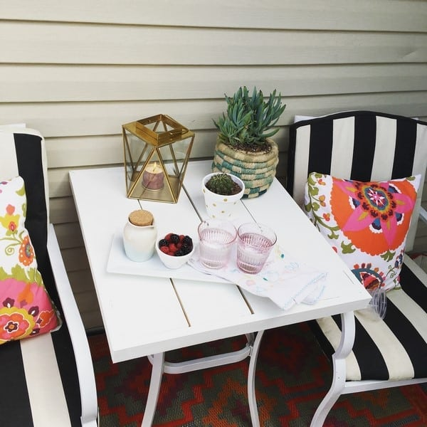 how to update your old patio furniture (14)