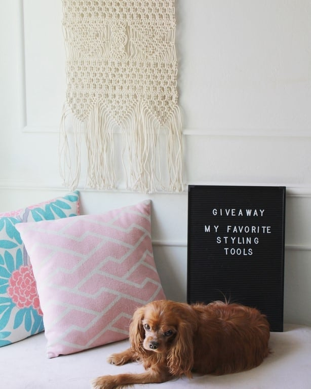 how to style your home giveaway