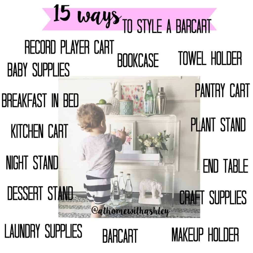 15 ways to style a barcart text