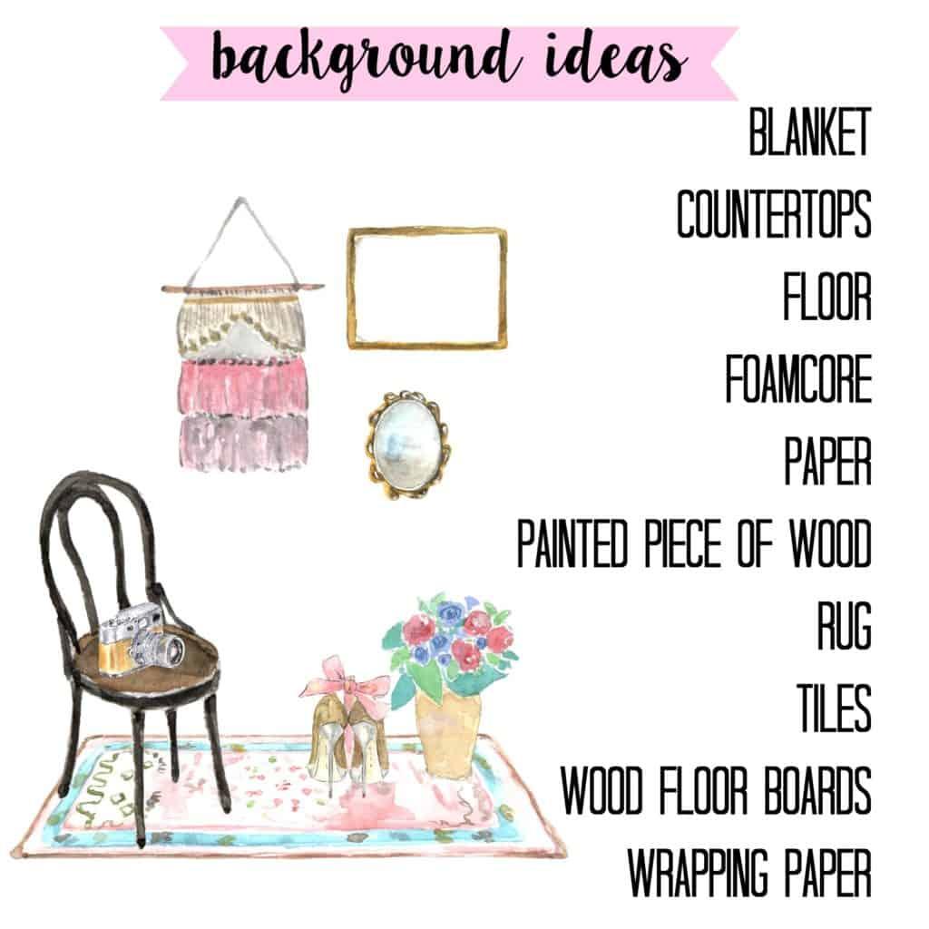 background ideas