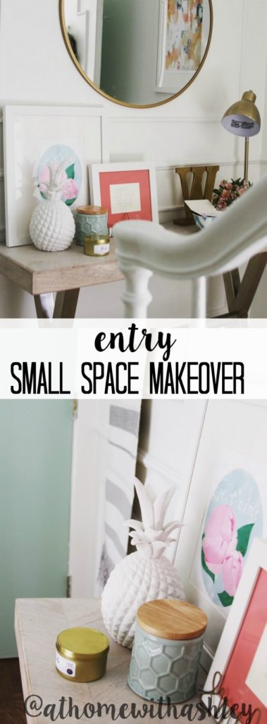 entry small space makeover