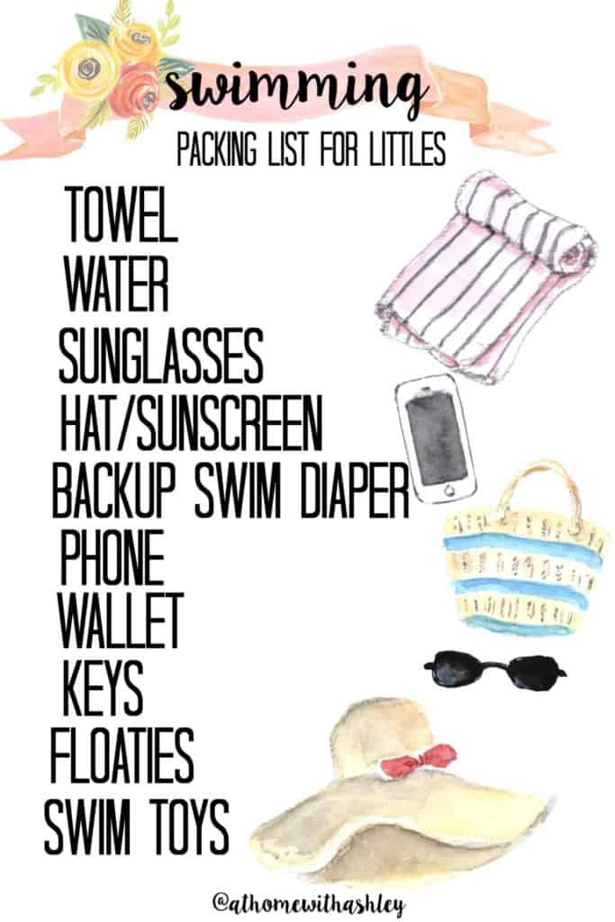 swimming-packing-list