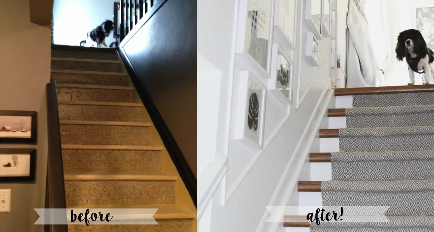 stairs-before-and-after-one-room-challenge