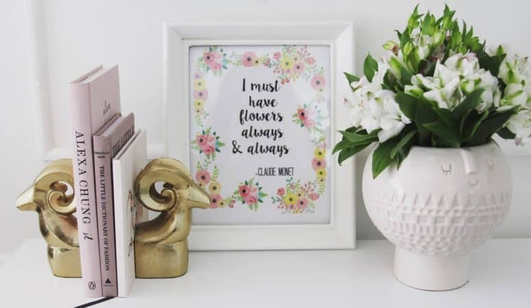 Home Decor Printables for You!