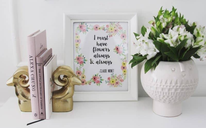 Home Decor Printables for You!