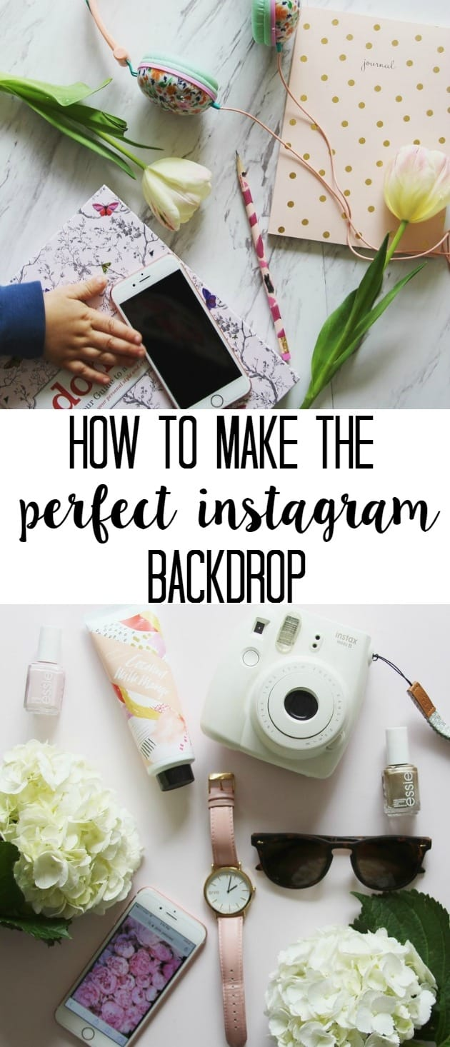 Finding the perfect instagram backdrop at home with ashley for How to find the perfect home