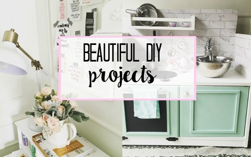 beautiful diy projects