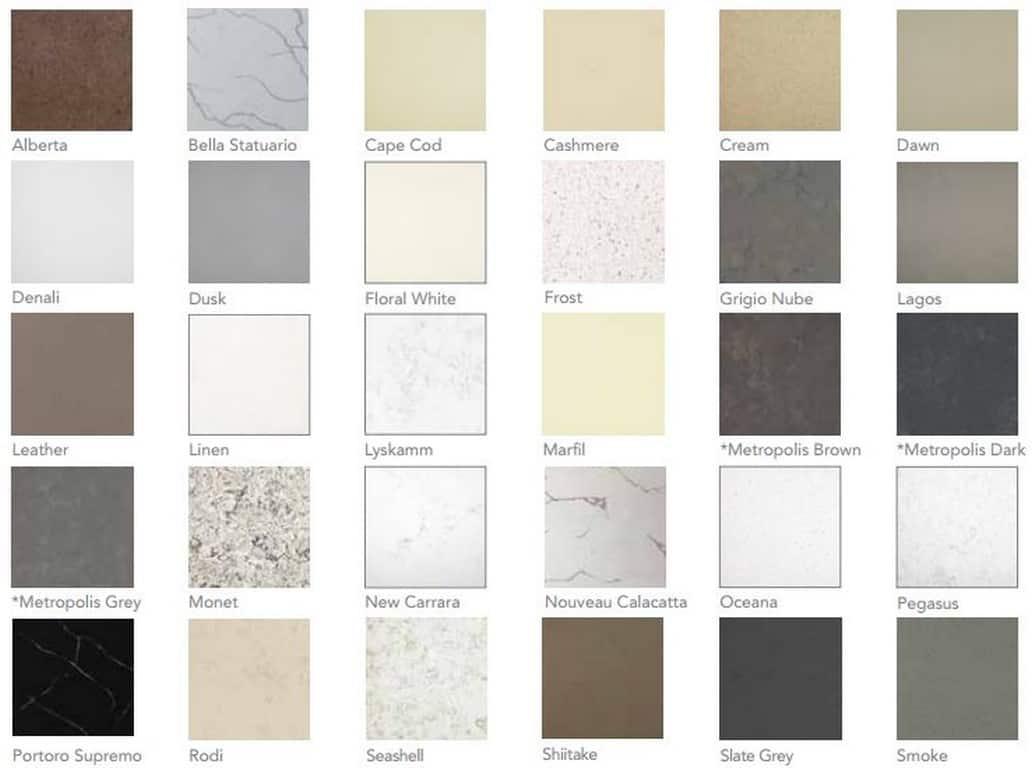 quartz colors arizona tile (Copy) - at home with Ashley