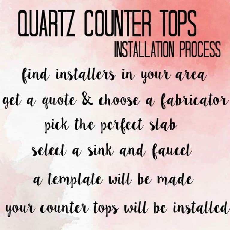 quartz counter tops what you need to know