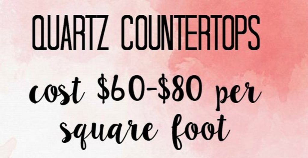 Quartz counter tops what you need to know at home with for Granite remnant cost per square foot