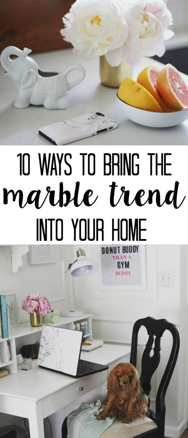 home trend marble top 2017 interior design decor favorite white grey beautiful stone faux trends decorating