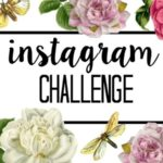 At Home on Instagram Challenge