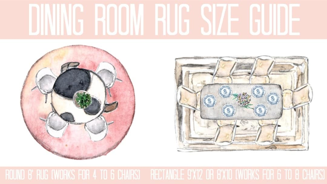 dining room rug with esalerugs - at home with ashley