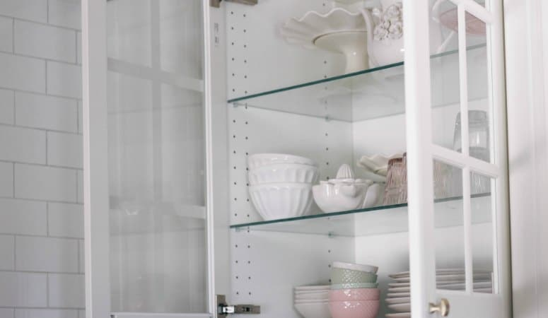 Tips on Organizing Kitchen Cabinets