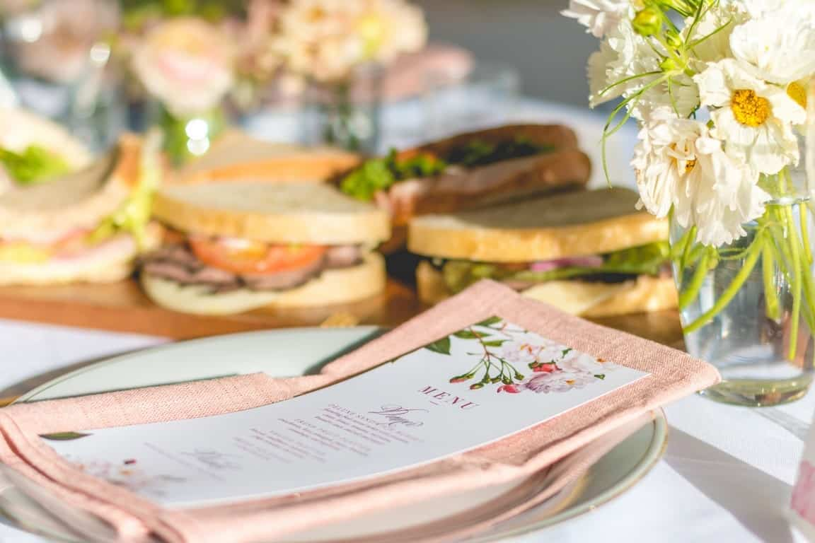 7 Top Tips For Throwing A Grand Party In A Small Home: My Summer Soiree- Tips On Throwing A Dinner Party