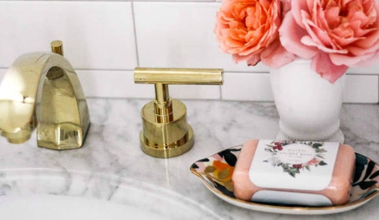 How to Redo your Bathroom when its your only One