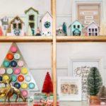 Living Room Reveal and Christmas Decor!