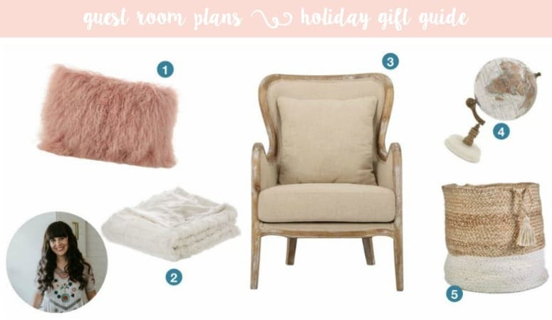 Guest Room + Gift Guide